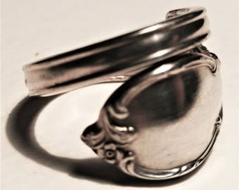 Spoon RIngs! [Two styles available]