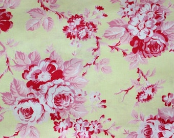Darla Collection Picnic Rose Fabric by Tanya Whelan TW22