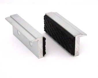 Magnetic Rubber Vise Jaws Set Of 2