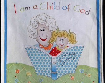 I am a child of God soft book