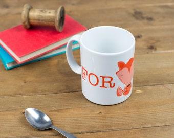 For Fox Sake Mug - Oh For Fox Sake - Fox Sake - Funny Gift Ideas - Mug Gift - Funny Mug - Fox Sake Mug - Secret Santa - For Fox Sake