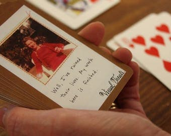 Playful Playing Cards