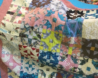 Patchwork Quilt - Queen Sized
