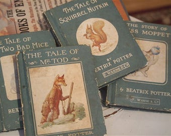 Beatrix Potter Book Collection