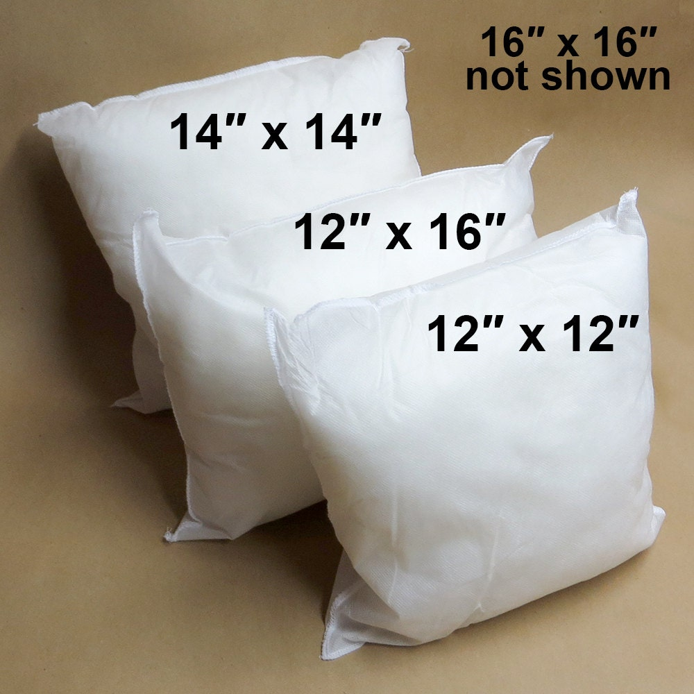 details these pillow inserts