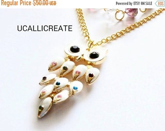 35% Off Sale Bernice Necklace (Nature Edition) /Handmade by Me/Gifts for Her