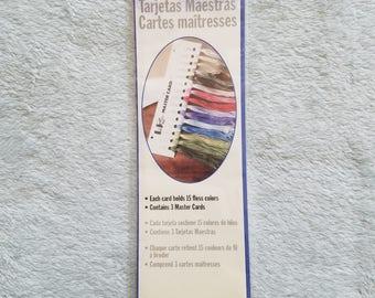 LoRan Master Card/refill Floss Organizer