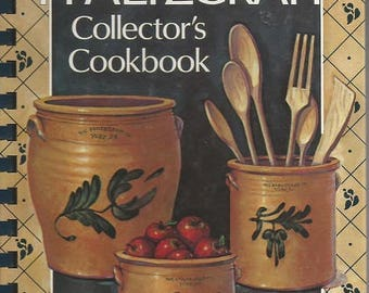 Vintage Pfaltzgraff Collector's Cookbook