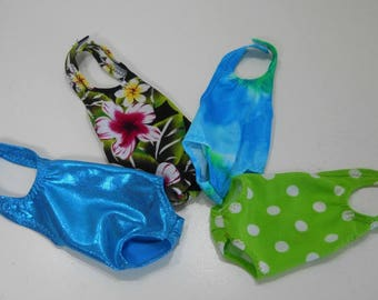Made to fit 14.5 inch dolls such as Wellie Wishers, Swim Party, Party Pack Favors, Four in a Pack
