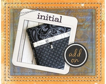 Initial ADD-ON For your iPad Cases, Laptop Cases, and Phone Cases