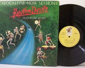 Rhythm Devils 1980 Vinyl LP Play River Music Apocalypse Now Sessions, Grateful Dead Related, Mickey Hart, Phil Lesh, Billy Kreutzmann