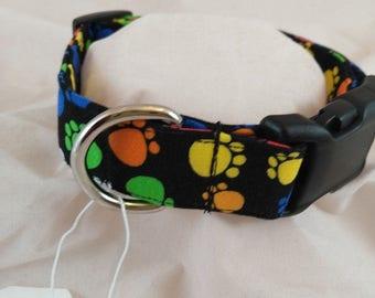 Original Dog Collar, Dog Paw Collar, Cat Collar, Dog Collars