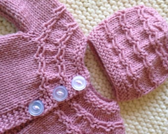 Sweater Set for Girls