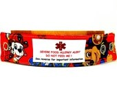 Kids Medical Alert Bracelet Child ID Bracelet Allergy Alert Clothing Autism Safety Paw Patrol