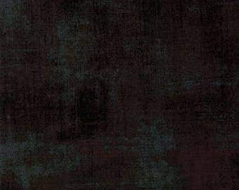 Grunge Black from Berry Merry Collection by Basic Grey for Moda Fabrics