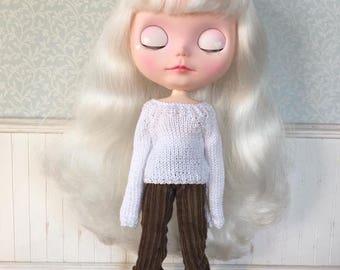 OOAK Albine TBL Blythe Custom