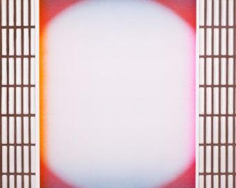 Risograph Print 8a - Color Blend
