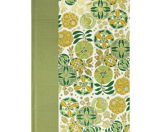 Journal Lined Paper   Nouveau Green