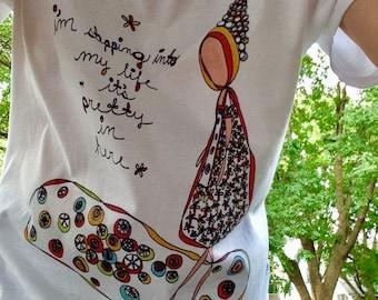 Tshirts by Rachel Awes