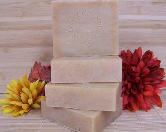 Coconut Lemongrass Soap Coconut Lemongrass Cold Processed Soap Natural Soap