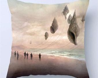 Decorative pillow vintage style