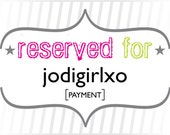 jodigirlxo: Payment for Custom Starfish Beach Wedding Invitations