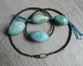 Amazonite Bead