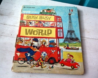 richard scarry busy busy world pdf