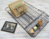 Wire Dish Drainer - kitchen dish draining rack