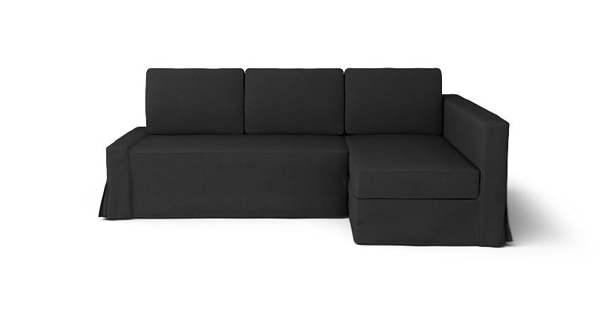 Ikea Friheten Loose Fit Right Chaise Slipcover Only In Gaia