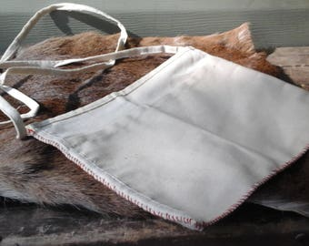 Canvas Foraging Bag