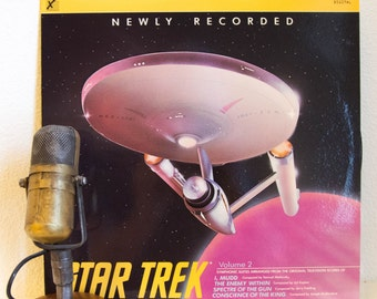 "ON SALE Star Trek: Symphonic Suites Arranged From The Original Television Scores of 'I, Mudd""/""The Enemy Within""/""Spectre Of The Gun""/""Consc"