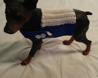 Dog sweater for small dog