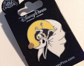 Jack, Zero, the Moon, the Spiral Mountain -- ALL in One Gorgeous Disney Pin!