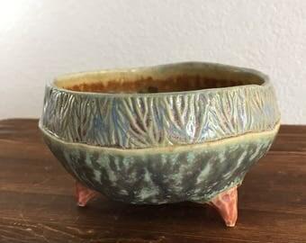 Botanica Layers ceramic bowl