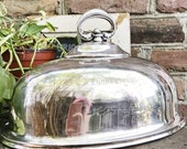 Antique Tiffany & Co Silver Plated Dome from Racing Yacht The Enchantress
