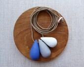 3 Drop Necklace
