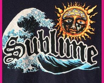 Vintage Sublime T-Shirt Size Small