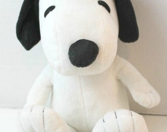 snoopy plush stuffed animal toy collectible kohls cares peanuts