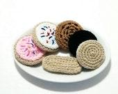 Bake Sale !!!! Catnip Cookies Cat Toys Half Dozen