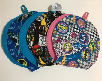 Geeky Baby Burp Cloths - Mad Burps - Single or Set of 3