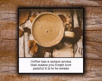 Magnet - Coffee - Coffee Addict Gift