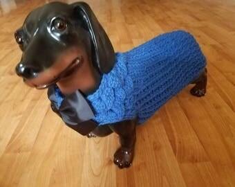 Dachshund dog sweater