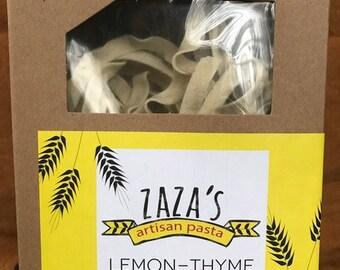 Lemon-Thyme Fettuccine
