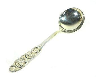 Brodrene Mylius Midcentury Norway Silver Spoon