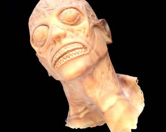 They Live Alien mask - RAW and UNPAINTED