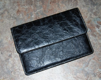 iPad Pro 12.9 inch Case Black Antiqued Buffalo