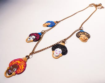 International Women's Necklace