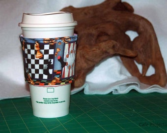 Board Games Coffee Sleeve