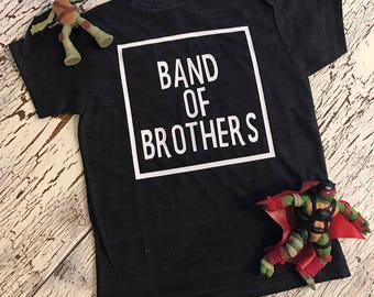 Band of Brothers tri blend tee